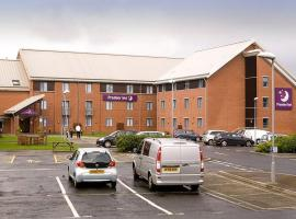 Premier Inn Edinburgh Leith Waterfront