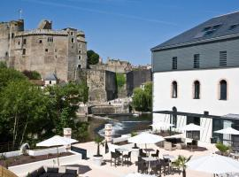 Best Western Hotel and Spa Villa Saint Antoine, Clisson
