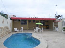 Casa en alquiler por dia en salinas C1, Chinchipe