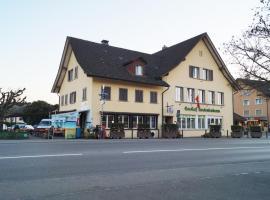Gasthof Kastanienbaum, Hunzenschwil