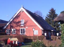Nobis Krug, Groß Sarau
