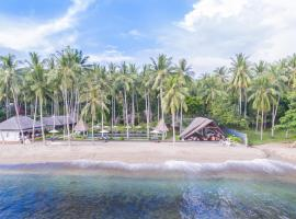The Chandi Boutique Resort & Spa, Senggigi