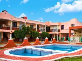 Hotel Hacienda Cortes, Mérida