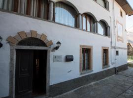 Casa Spadina, Anzino