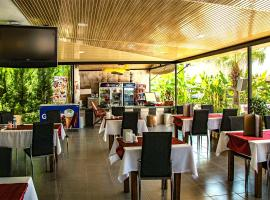 Hotel Nazar Garden, 페티예
