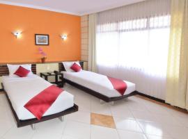 Vanda Gardenia Hotel & Resort, Trawas