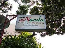 Hotel Nanda, Mataram