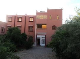 Hôtel Boutaghrar, Bou Drarar