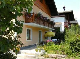 Appartements Haus Bergland, Oberprambach