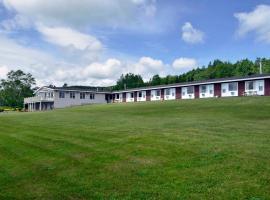 Trailsman Motel, Baddeck