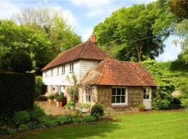 Idyllic 18th Century Period Cottage with Stream, Battle
