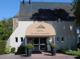 Le Saint Aubert, Monsenmišela