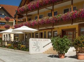 Gasthof - Hotel Zum Löwen, Schwabthal