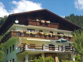 Gästehaus Hauser, Bach