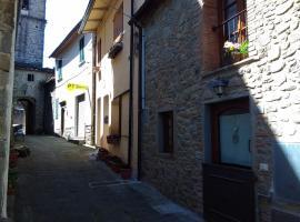 La Tana Nel Castelvecchio, Giampierone