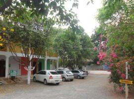 Hotel Recanto dos Passaros, Dom Aquino