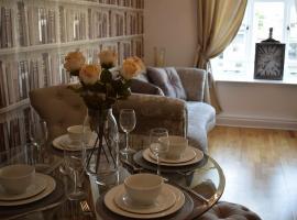 Luxury 2 bed Apartment, Witney