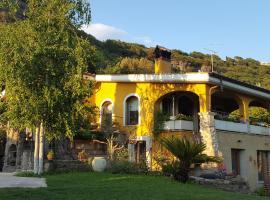 Il Nido del Falco, Castel Gandolfo