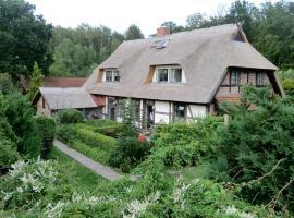 Altes Forsthaus - Ferienanlage, Ostseebad Nienhagen