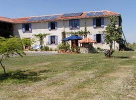 Ferienwohnung Perissee, Libaros