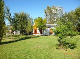 Cabañas Los Girasoles, Gualeguaychú
