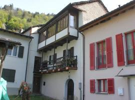 Appartamento Favera, San Vittore