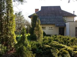 Authentic country home by the beach, Saulkrasti
