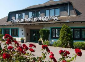 Hotel am Sachsengang, Groß-Enzersdorf