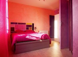 Chambres d'hotes Les Coutas, Mailly-la-Ville