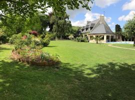 La maison de l'Odet, Gouesnach