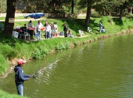 Arcoiris Sport Fishing, Río Frío