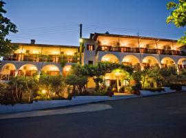 Sunset Hotel, Uranúpoli