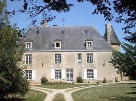 Château de Boiscoursier, Marnay