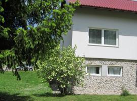 Guesthouse Natasa, Jezerce