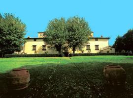 Villa Il Turco, 몬타냐나