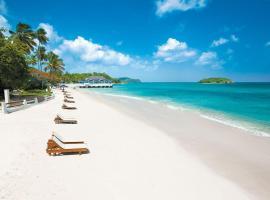 Sandals Halcyon Beach All Inclusive - Couples Only, Vigie