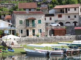 Skadar Lake Apartment, Rijeka Crnojevića