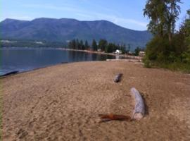 Shuswap Escape Home near Lake, Anglemont
