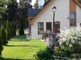 Forest Edge House, Riga
