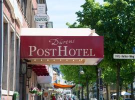 Dürens Post Hotel, Düren - Eifel