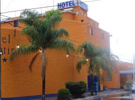 Hotel Argentina, Aguascalientes