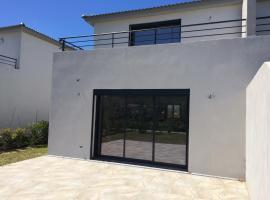 Maison La Marana, Borgo