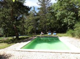 Maison de vacances Les Pins, Saint-Thomas