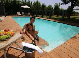 Vitrage Holiday Village and Spa, Bet Hillel