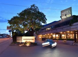 Hotel Sommerau, Coira