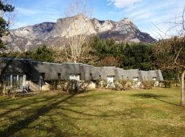 VVF Villages Les Cabannes, Les Cabannes