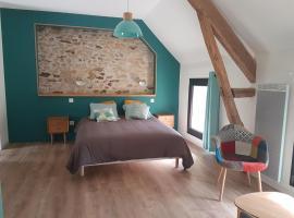 Chambres d'hôtes Les Rossignols, La Chapelle-Aubareil