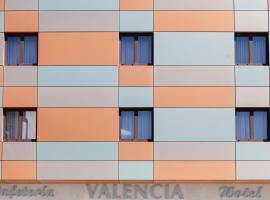 Hotel Valencia, Ferrol