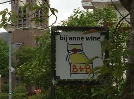 Bij Anne Wine, Kloosterburen