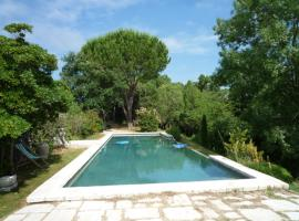 –Holiday home Route de Pezenas, Fontès